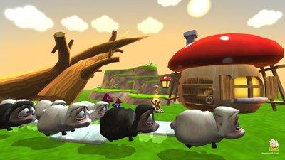 Sheep Rush